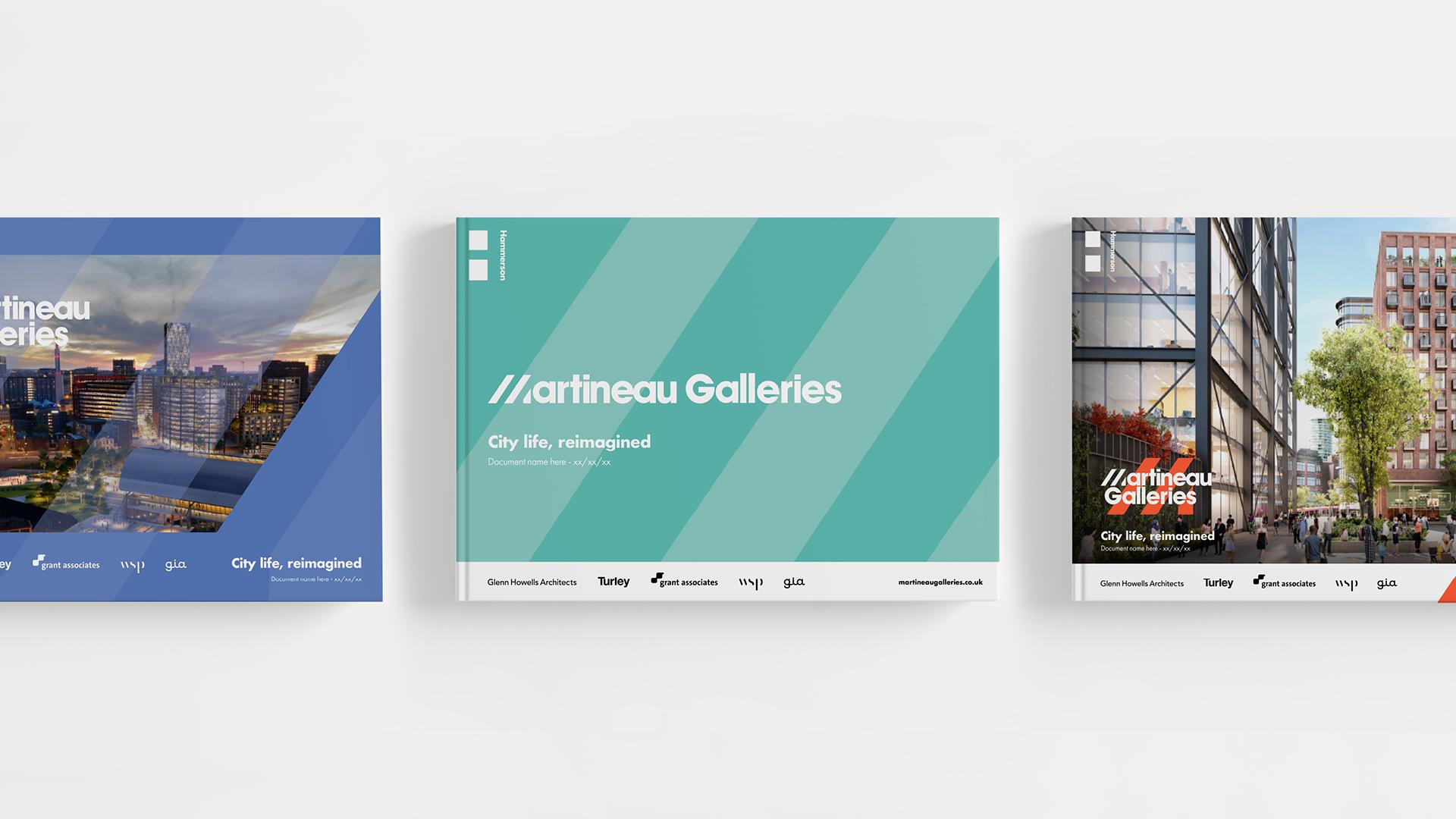 Hammerson Martineau Galleries Masterplan