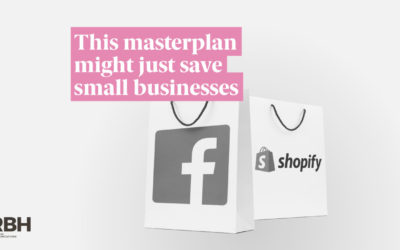 Facebook and Shopify's master plan just might save small businesses