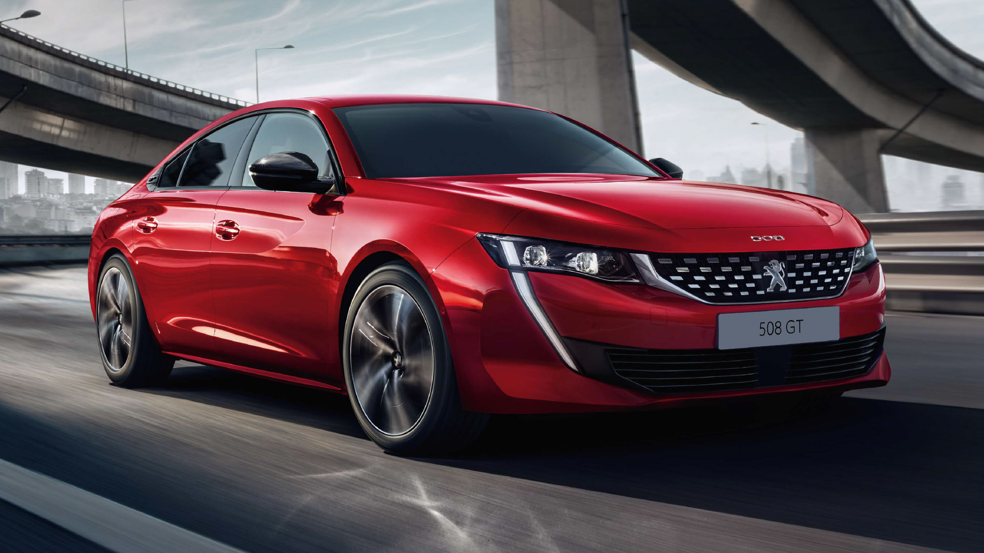 Peugeot Dealer Marketing - Launch of the PEUGEOT 508