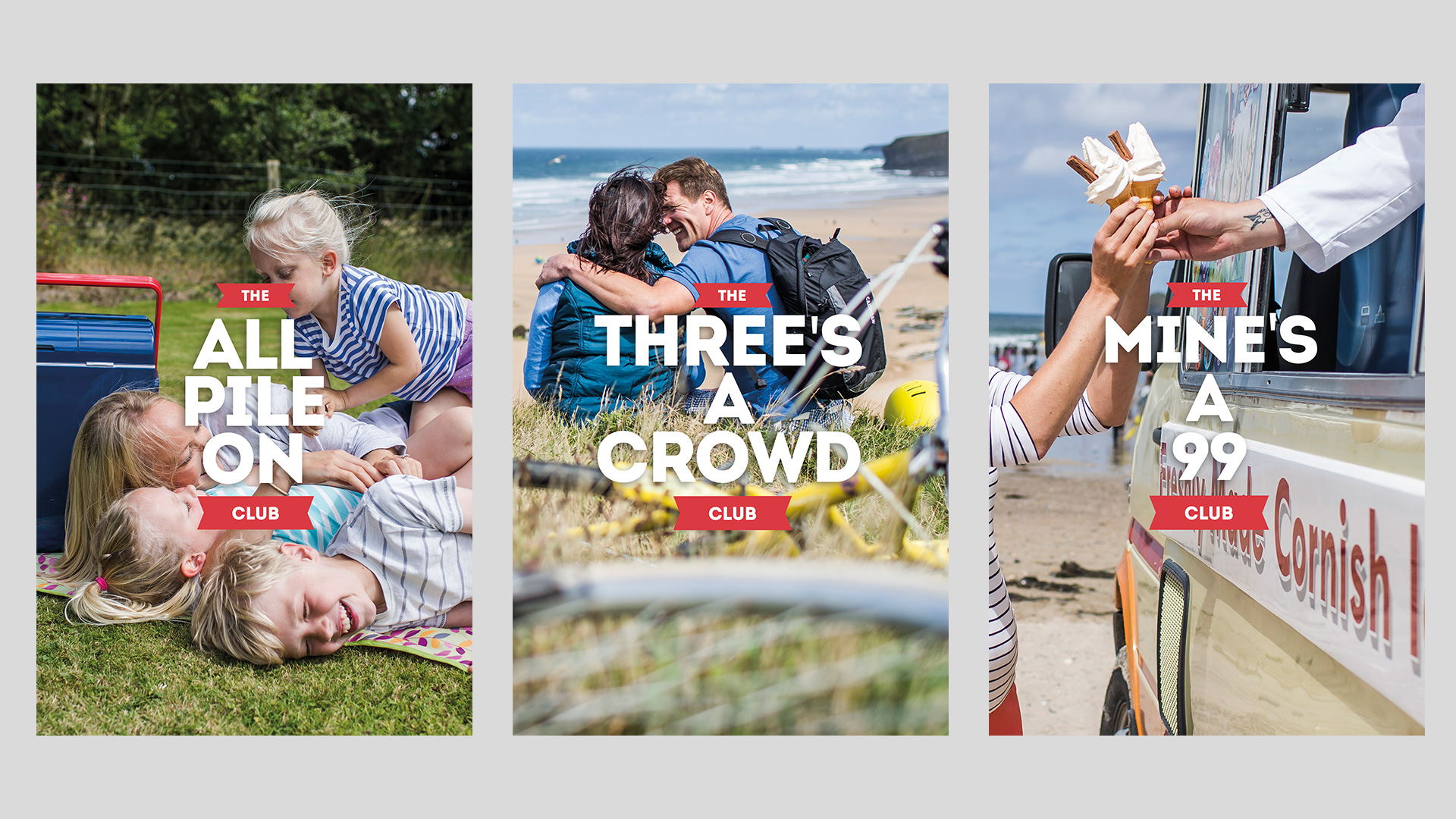 The Camping and Caravanning Club Club Brand Refresh & Campaign