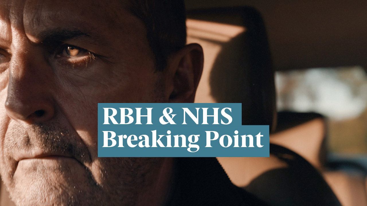 NHS Breaking Point